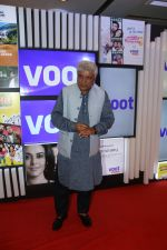 Javed Akhtar at Voot press conference in ITC Grand Maratha, Andheri on 30th AUg 2018 (27)_5b88f0689d433.JPG