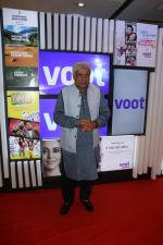 Javed Akhtar at Voot press conference in ITC Grand Maratha, Andheri on 30th AUg 2018 (28)_5b88f06abfcf6.JPG