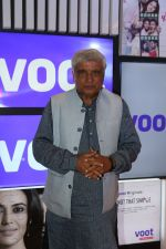Javed Akhtar at Voot press conference in ITC Grand Maratha, Andheri on 30th AUg 2018 (30)_5b88f075178a0.JPG