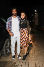 Taapsee Pannu, Vicky Kaushal at the Screening of film Stree in pvr juhu on 30th Aug 2018 (21)_5b88ecebebe59.JPG