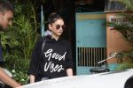 Aditi Rao Hydari Spotted At Versova on 1st Sept 2018
