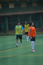 Aditya Roy Kapoor Playing Football At Bandra on 2nd Sept 2018 (6)_5b8cfa162bcc7.JPG
