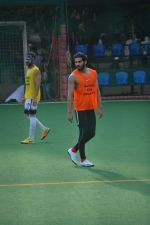 Ahan Shetty Playing Football At Bandra on 2nd Sept 2018 (10)_5b8cfa1fe0600.JPG
