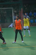 Ahan Shetty Playing Football At Bandra on 2nd Sept 2018 (9)_5b8cfa1aac7bb.JPG