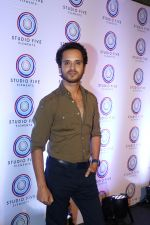 Raghav Sachar at the Launch of Studio five elements in Hyatt Regency in andheri on 31st Aug 2018