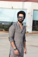 Shahid Kapoor at the promotions For Film Batti Gul Meter Chalu At Sun N Sand Juhu on 1st Sept 2018 (11)_5b8cdea39cfe0.JPG