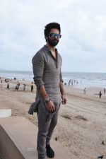 Shahid Kapoor at the promotions For Film Batti Gul Meter Chalu At Sun N Sand Juhu on 1st Sept 2018 (18)_5b8cddb940cea.JPG