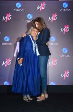 Shweta Nanda, Jaya Bachchan at Launch Of Shweta Bachchan & Monisha Jaising_s Fashion Label MXS in Bandra on 1st Sept 2018 (160)_5b8cf296a81de.jpg