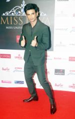 Sushant Singh Rajput at the Grand Finale of Miss Diva in NSCI worli on 31st Aug 2018 (23)_5b8cd4e167ebc.JPG