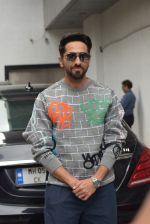 Ayushmann Khurrana records for #NoFilterNeha season 3 on 3rd Sept 2018