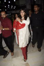 Ekta Kapoor At Iskon Juhu on 3rd Sept 2018 (28)_5b8e220bb437f.JPG
