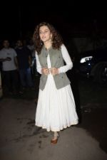 Taapsee Pannu at the Screening Of Film Gali Guleiyan At Sunny Sound on 3rd Sept 2018 (6)_5b8e22c088153.JPG
