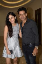 Pooja Chopra, Manoj Bajpai at the Screening of film Gali Guleiyan at the View in Andheri on 4th Sept 2018 (27)_5b8f7a65ae16a.JPG
