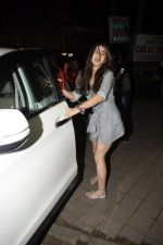 Sara Ali khan spotted at kromakey juhu on 4th Sept 2018