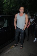 Bobby Deol spotted at bandra on 5th Sept 2018 (4)_5b90d72a58946.JPG