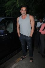 Bobby Deol spotted at bandra on 5th Sept 2018 (5)_5b90d72cb95d0.JPG