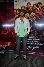 Hrithik Roshan at Wrapup party of Super 30 in Esco Bar bandra on 5th Sept 2018 (12)_5b90e4215e878.JPG