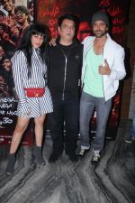 Hrithik Roshan, Sajid Nadiadwala, Wardha Khan at Wrapup party of Super 30 in Esco Bar bandra on 5th Sept 2018 (1)_5b90e42819279.JPG