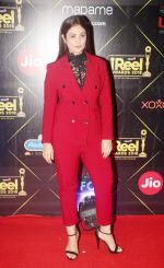 Anjana Sukhani at Red Carpet of IReel Awards on 6th Sept 2018
