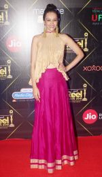 Dipannita Sharma at Red Carpet of IReel Awards on 6th Sept 2018