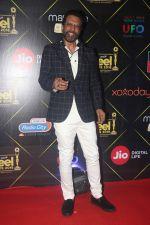 Javed Jaffrey at Red Carpet of IReel Awards on 6th Sept 2018