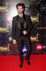 Karan Wahi at Red Carpet of IReel Awards on 6th Sept 2018
