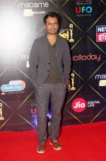 Nawazuddin Siddiqui at Red Carpet of IReel Awards on 6th Sept 2018