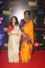 Rajshri Deshpande at Red Carpet of IReel Awards on 6th Sept 2018