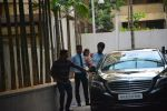 Shahid Kapoor, Mira Rajput with thier son leave from Hinduja hospital on 7th Sept 2018