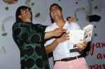 Akshay Kumar, Ranveer Singh at the Launch Of Twinkle Khanna's Book Pyjamas Are Forgiving in Taj Lands End Bandra on 7th Sept 2018