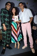 Akshay Kumar, Twinkle Khanna, Ranveer Singh at the Launch Of Twinkle Khanna_s Book Pyjamas Are Forgiving in Taj Lands End Bandra on 7th Sept 2018 (32)_5b93736be7512.JPG
