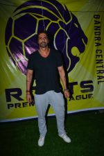 Arjun Rampal at Roots Premiere League in bandra on 7th Sept 2018 (11)_5b9380e0acb3c.JPG