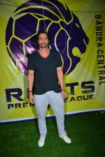 Arjun Rampal at Roots Premiere League in bandra on 7th Sept 2018 (12)_5b9380e2923ab.JPG