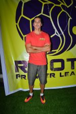 Dino Morea at Roots Premiere League in bandra on 7th Sept 2018 (5)_5b9382d66711c.JPG