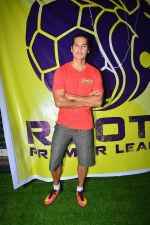 Dino Morea at Roots Premiere League in bandra on 7th Sept 2018 (6)_5b9382d7d2032.JPG
