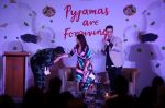 Ranveer Singh, Twinkle Khanna, Karan Johar at the Launch Of Twinkle Khanna's Book Pyjamas Are Forgiving in Taj Lands End Bandra on 7th Sept 2018