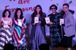 Ranveer Singh, Twinkle Khanna, Karan Johar, Sonam Kapoor at the Launch Of Twinkle Khanna's Book Pyjamas Are Forgiving in Taj Lands End Bandra on 7th Sept 2018