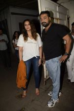 Huma Qureshi, Anurag Kashyap at the Screening Of Film Manmarziyaan on 7th Sept 2018 (104)_5b95242c18cc4.JPG