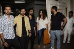 Huma Qureshi, Anurag Kashyap, Saqib Saleem, Vineet Kumar Singh at the Screening Of Film Manmarziyaan on 7th Sept 2018 (104)_5b9524b890c38.JPG