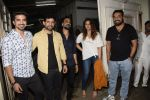 Huma Qureshi, Anurag Kashyap, Saqib Saleem, Vineet Kumar Singh at the Screening Of Film Manmarziyaan on 7th Sept 2018 (99)_5b95242ec36e9.JPG