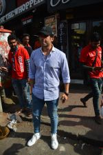 Tusshar Kapoor spotted at Bastian Bandra on 8th Sept 2018