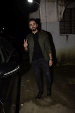Ayushman khurana spotted at his office in juhu on 10th Sept 2018