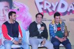 Govinda, Varun Sharma, Abhishek Dogra at the Trailer Launch Of Film Fryday in Pvr Juhu on 9th Sept 2018 (31)_5b975facd7d36.JPG