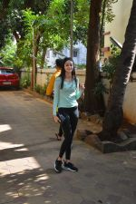 Ananya Pandey spotted at bandra on 11th Sept 2018