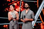 Shahid Kapoor, Shraddha Kapoor at the promotion of film Batti Gul Meter Chalu on the sets of Indian Idol at Yashraj in andheri on 11th Sept 2018