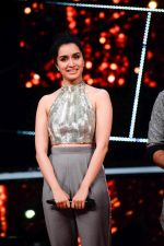 Shraddha Kapoor at the promotion of film Batti Gul Meter Chalu on the sets of Indian Idol at Yashraj in andheri on 11th Sept 2018