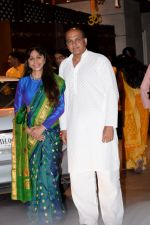 Ashutosh Gowariker, Sunita Gowariker at Mukesh Ambani_s House For Ganesha Chaturthi on 13th Sept 2018 (10)_5b9b55a2cb6dd.jpg