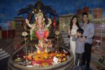 Bhushan Kumar, Divya Kumar perform Ganpati pooja at Tseries office in andheri on 13th Sept 2018 (16)_5b9b5618e9a58.JPG