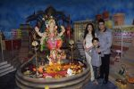 Bhushan Kumar, Divya Kumar perform Ganpati pooja at Tseries office in andheri on 13th Sept 2018 (18)_5b9b561a67cf0.JPG