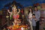 Bhushan Kumar, Divya Kumar perform Ganpati pooja at Tseries office in andheri on 13th Sept 2018 (24)_5b9b561f23166.JPG